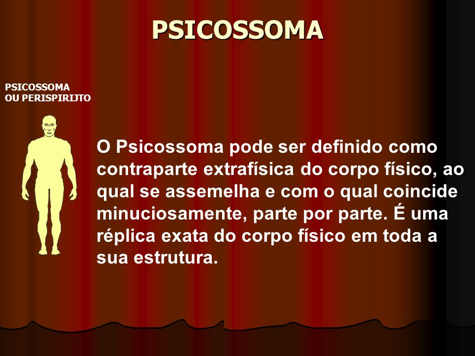 PSICOSSOMA PSICOSSOMA. OU PERISPIRIJTO.