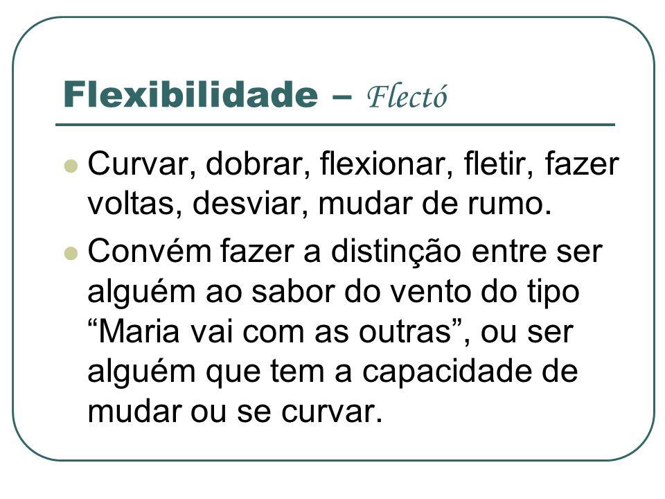 Flexibilidade – Flectó