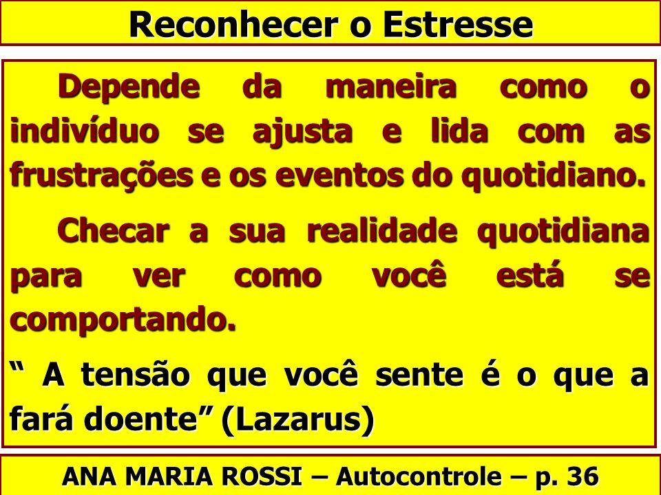 ANA MARIA ROSSI – Autocontrole – p. 36