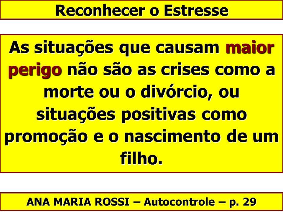 ANA MARIA ROSSI – Autocontrole – p. 29