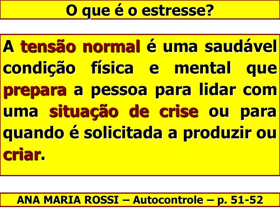 ANA MARIA ROSSI – Autocontrole – p. 51-52