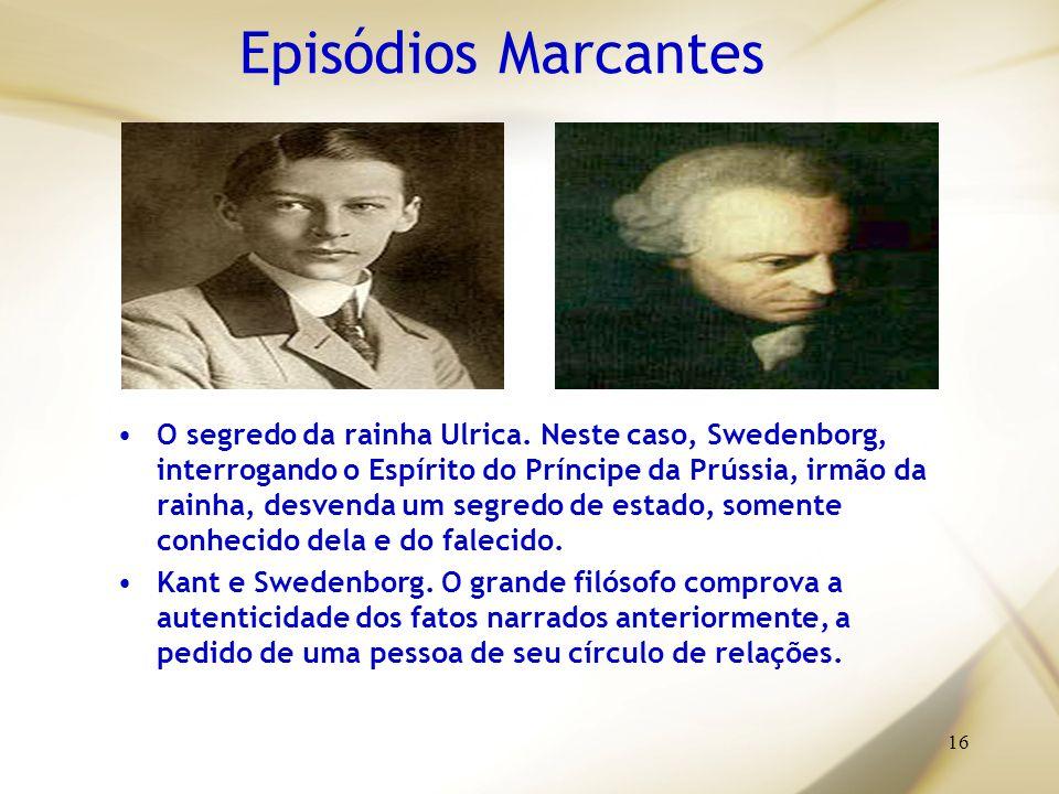 Episódios Marcantes