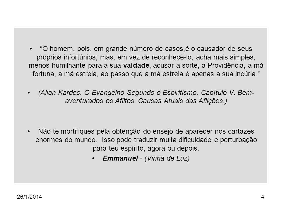Emmanuel - (Vinha de Luz)