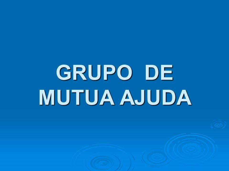 GRUPO DE MUTUA AJUDA