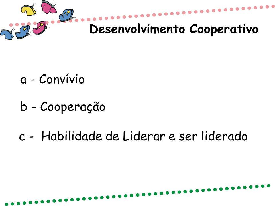 Desenvolvimento Cooperativo