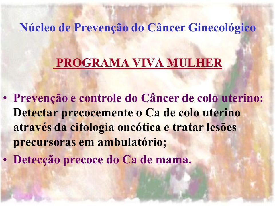 Núcleo de Prevenção do Câncer Ginecológico