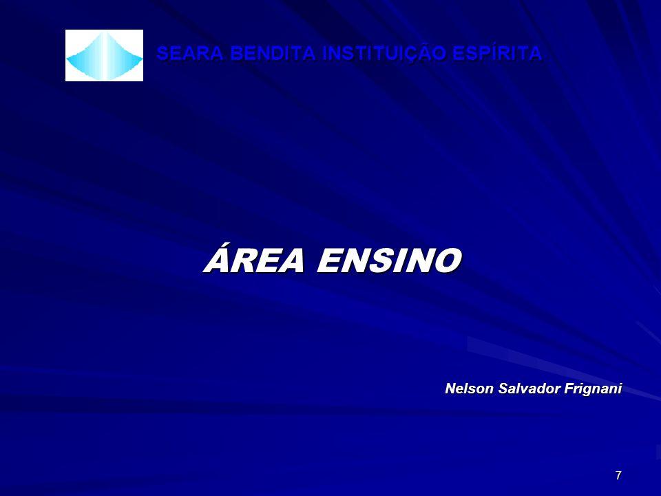 SEARA BENDITA INSTITUIÇÃO ESPÍRITA