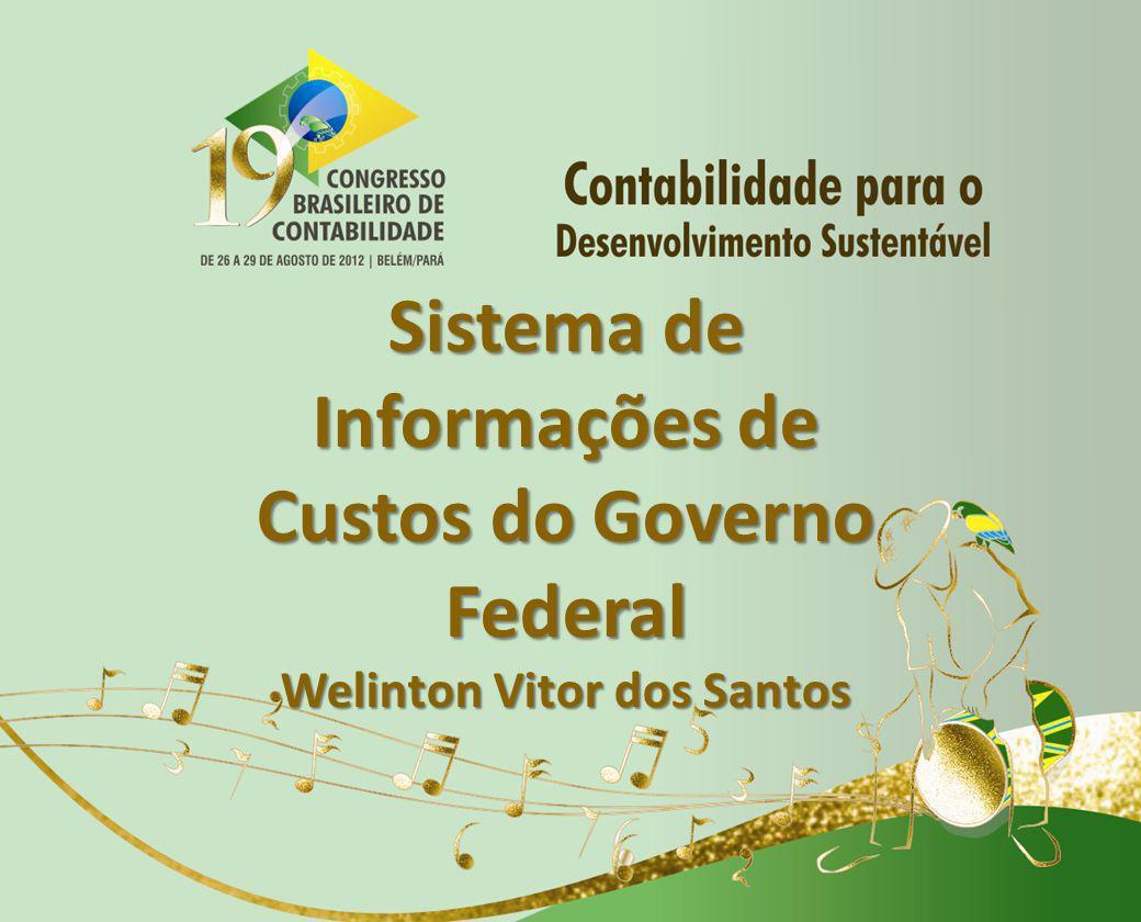 Sistema de Informações de Custos do Governo Federal