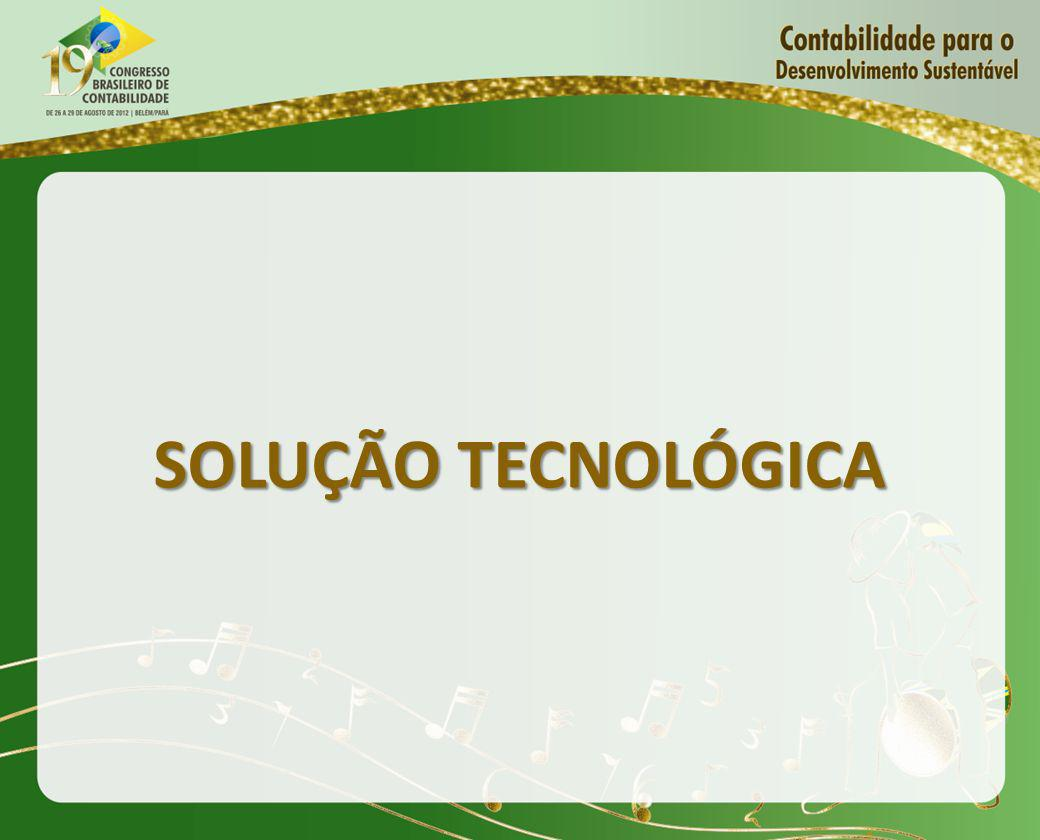 SOLUÇÃO TECNOLÓGICA