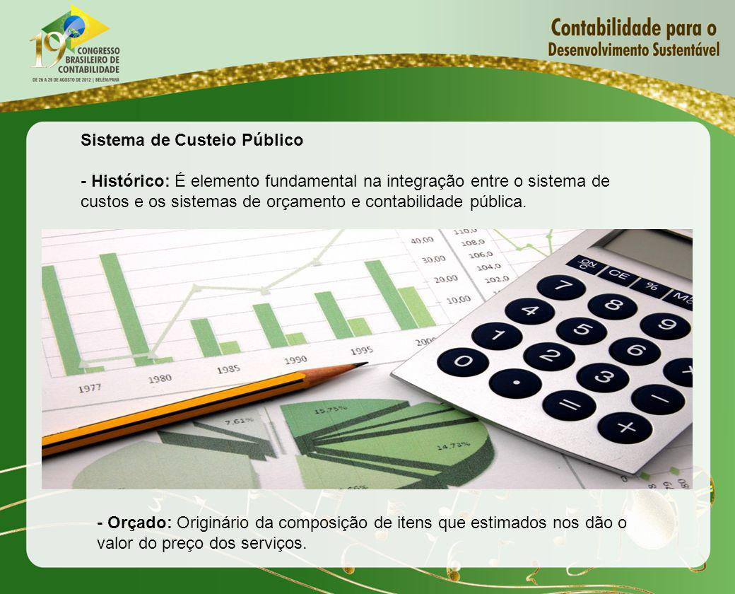 Sistema de Custeio Público