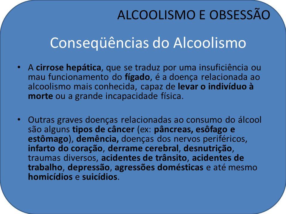 Conseqüências do Alcoolismo