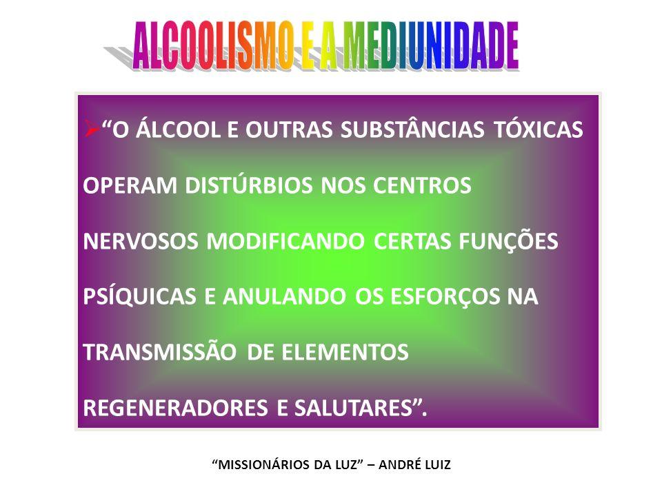 MISSIONÁRIOS DA LUZ – ANDRÉ LUIZ