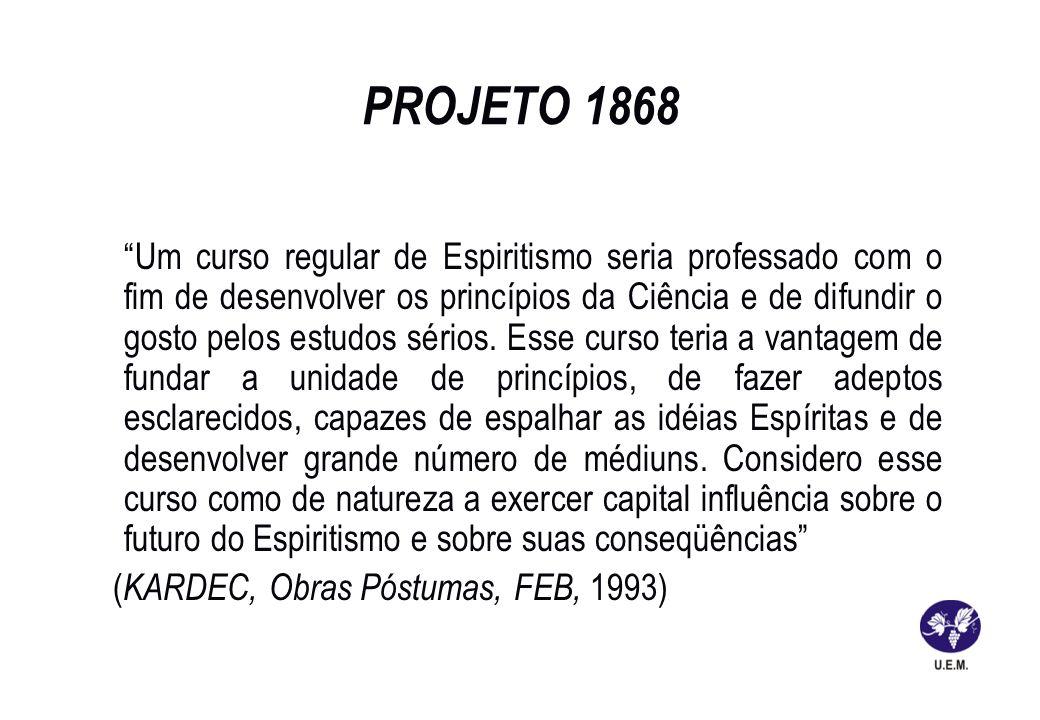 PROJETO 1868