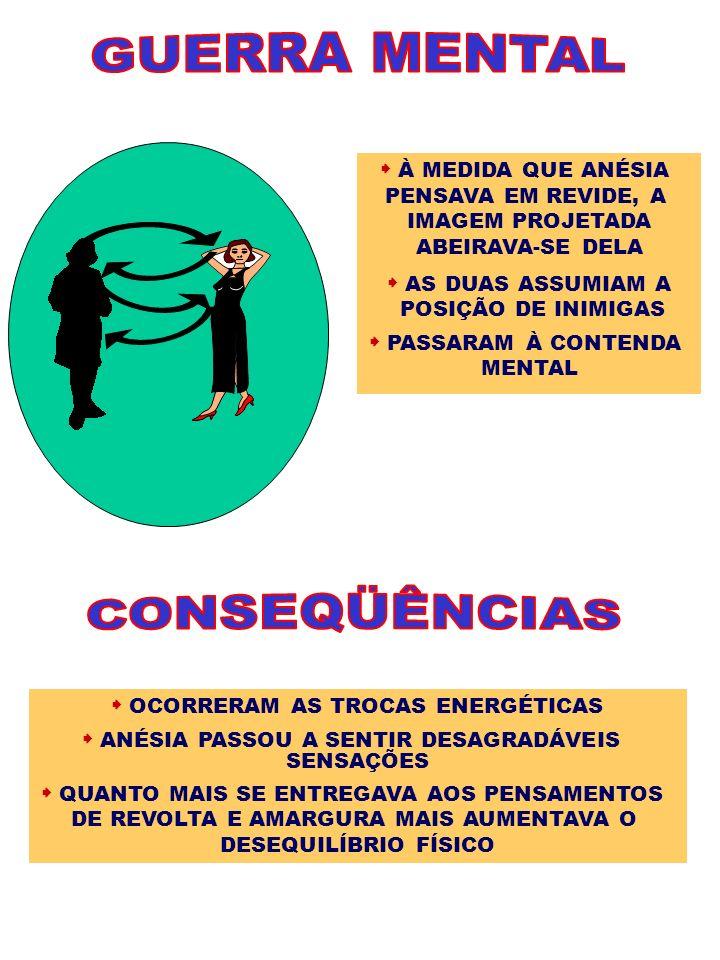 GUERRA MENTAL CONSEQÜÊNCIAS