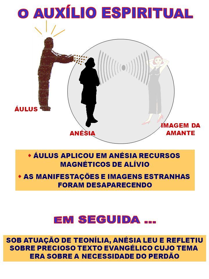 O AUXÍLIO ESPIRITUAL EM SEGUIDA ...
