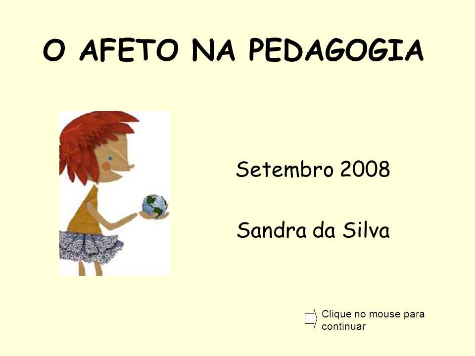 Setembro 2008 Sandra da Silva