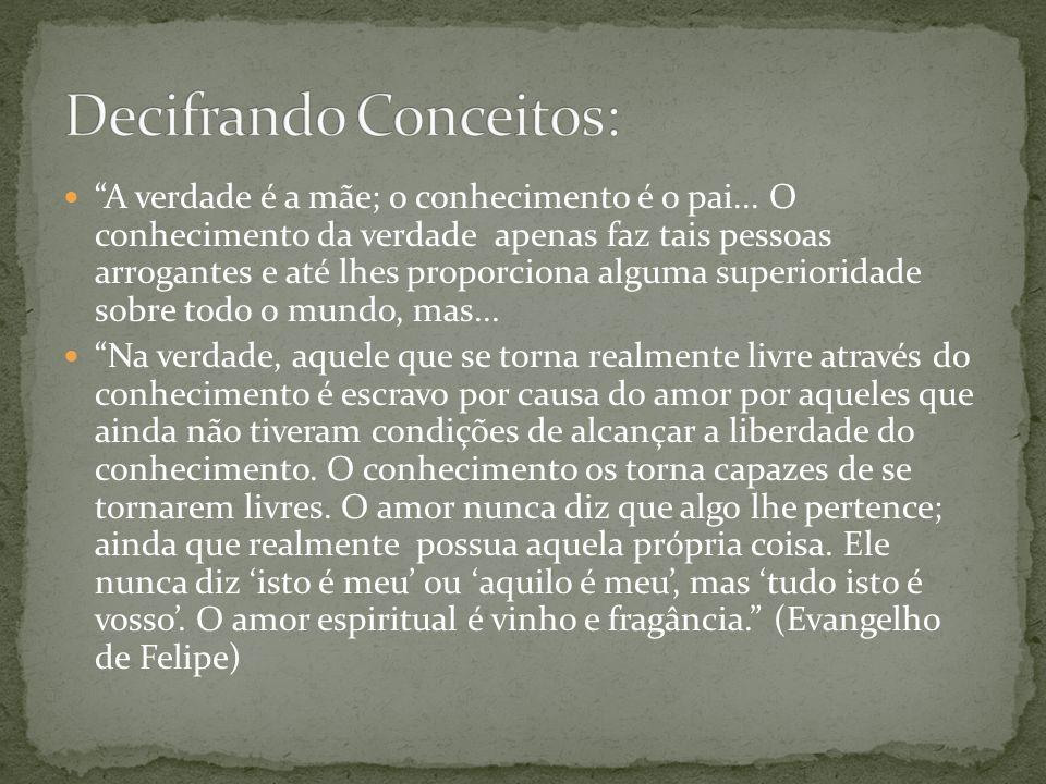 Decifrando Conceitos: