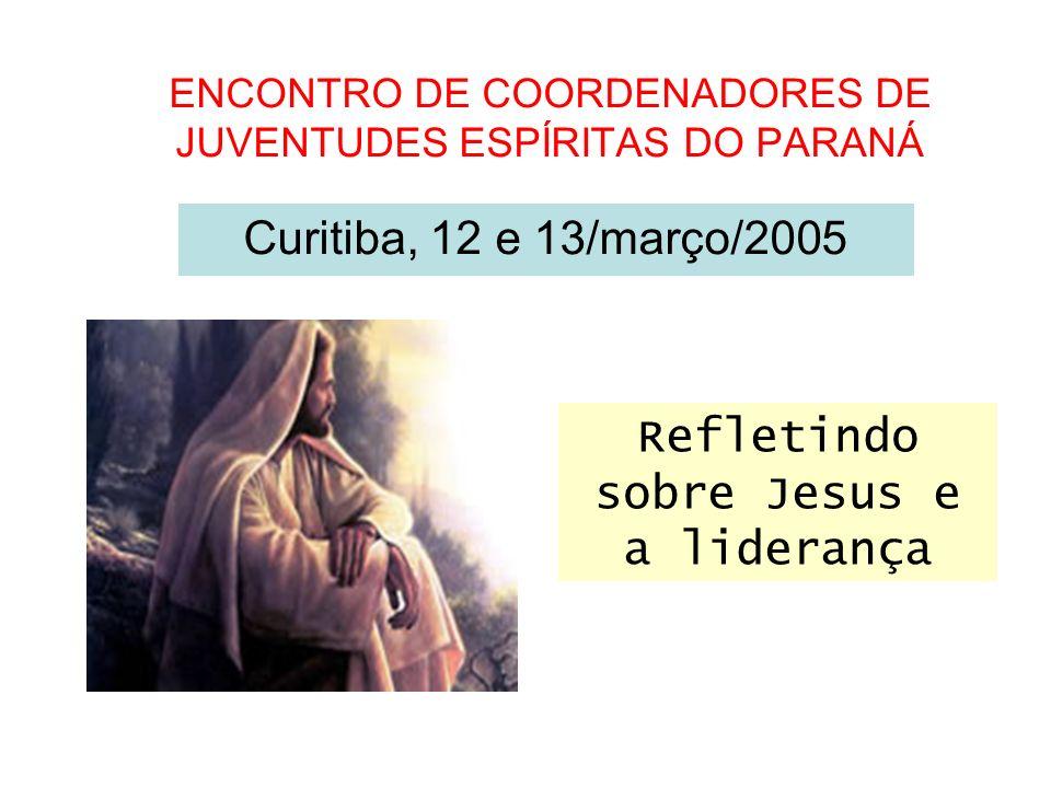 ENCONTRO DE COORDENADORES DE JUVENTUDES ESPÍRITAS DO PARANÁ
