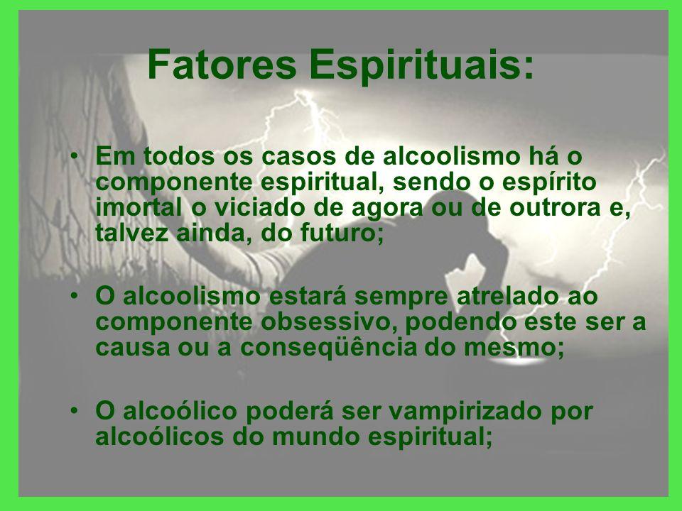 Fatores Espirituais: