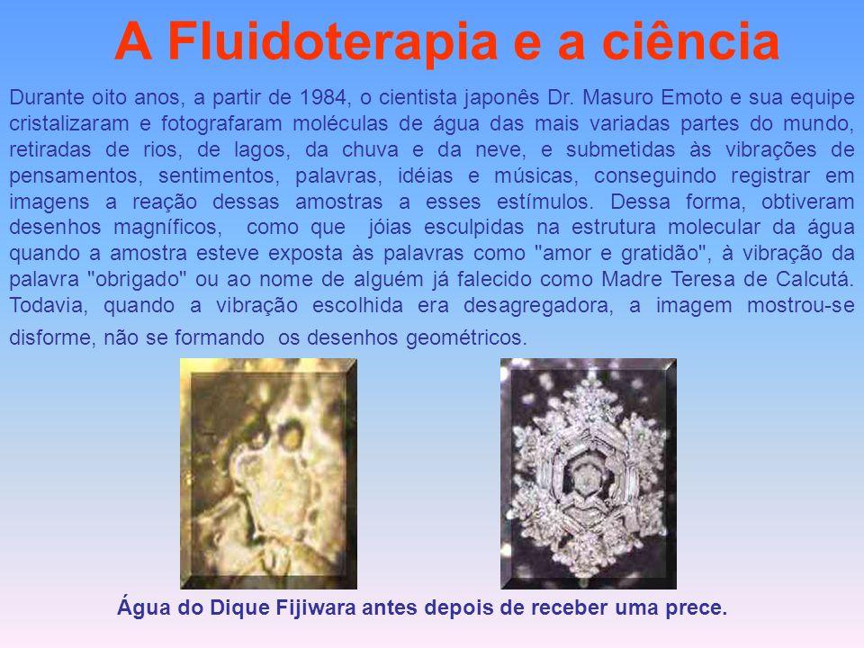 A Fluidoterapia e a ciência