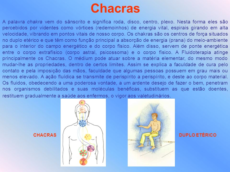 Chacras