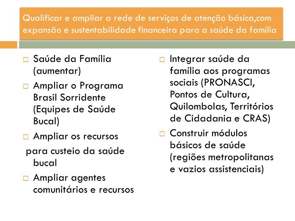 Saúde da Família (aumentar)