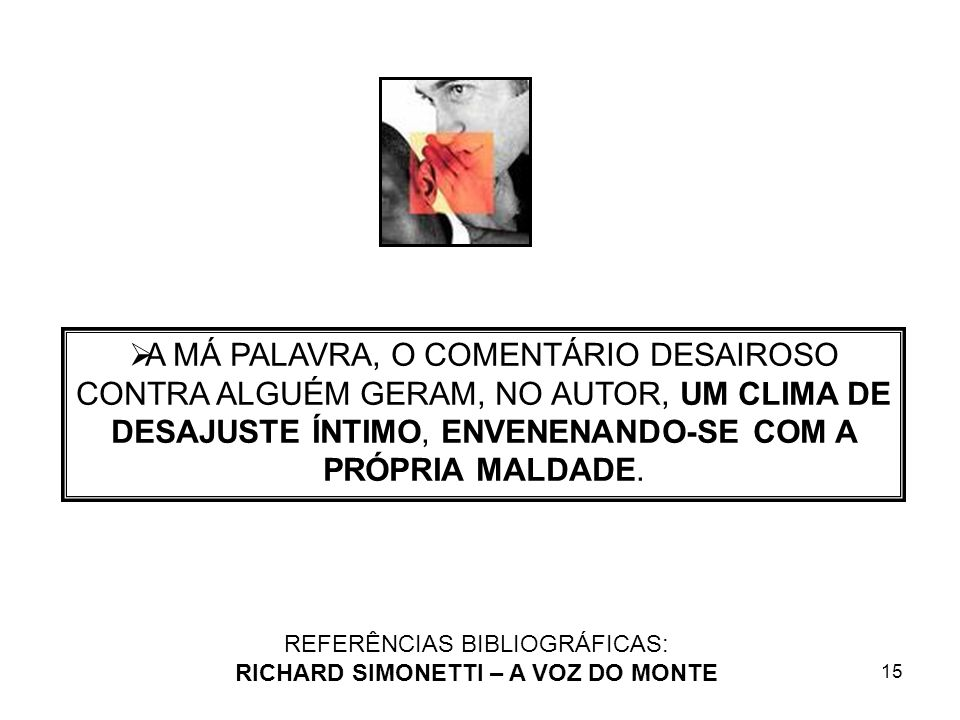 RICHARD SIMONETTI – A VOZ DO MONTE