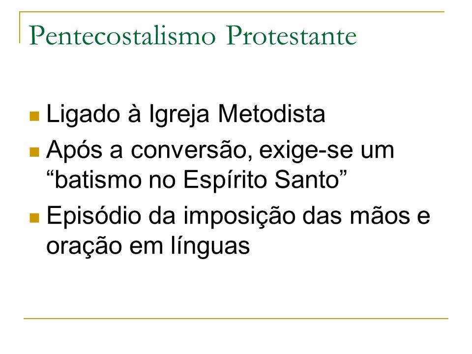 Pentecostalismo Protestante