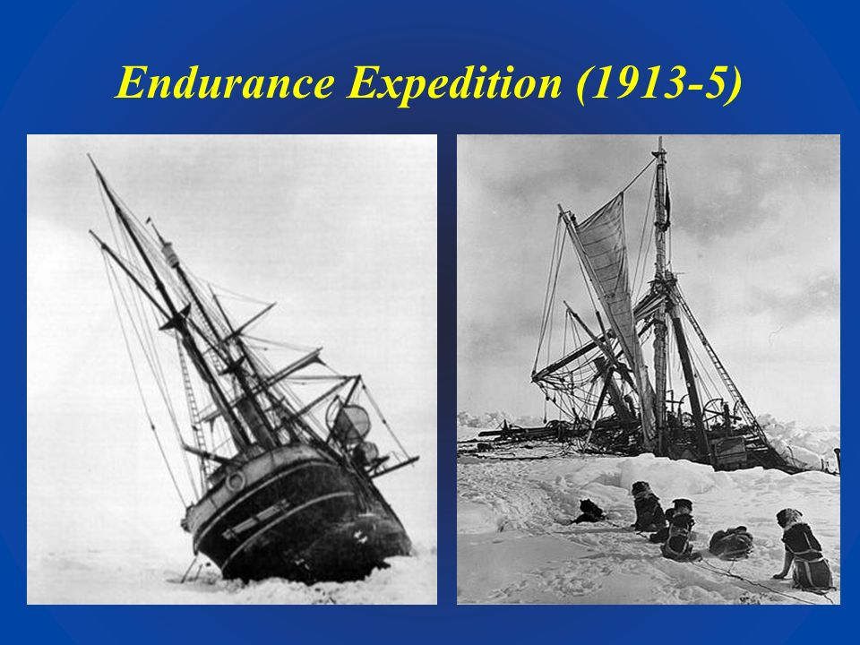 Endurance Expedition (1913-5)