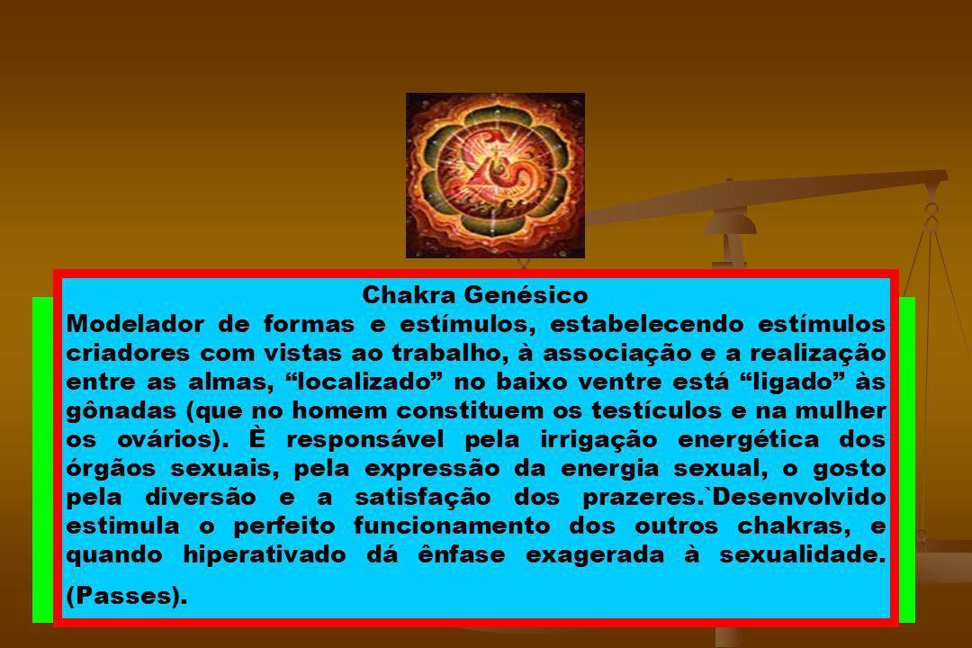 Chakra Genésico