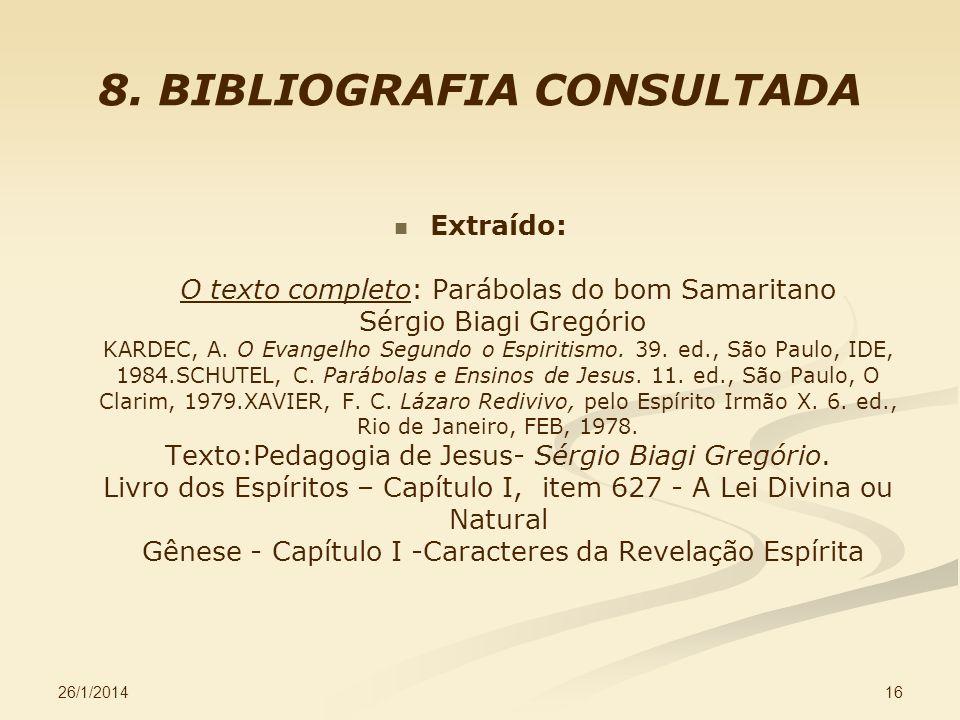 8. BIBLIOGRAFIA CONSULTADA