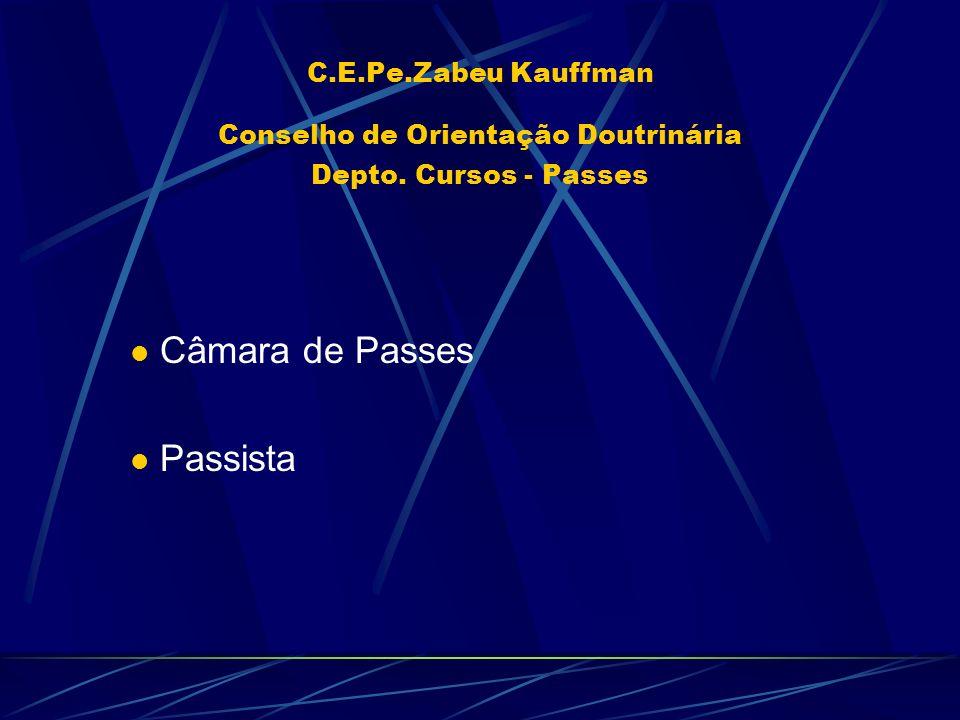 Câmara de Passes Passista