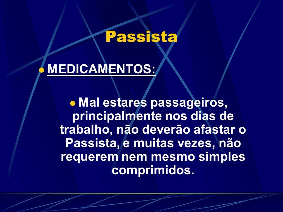 Passista MEDICAMENTOS: