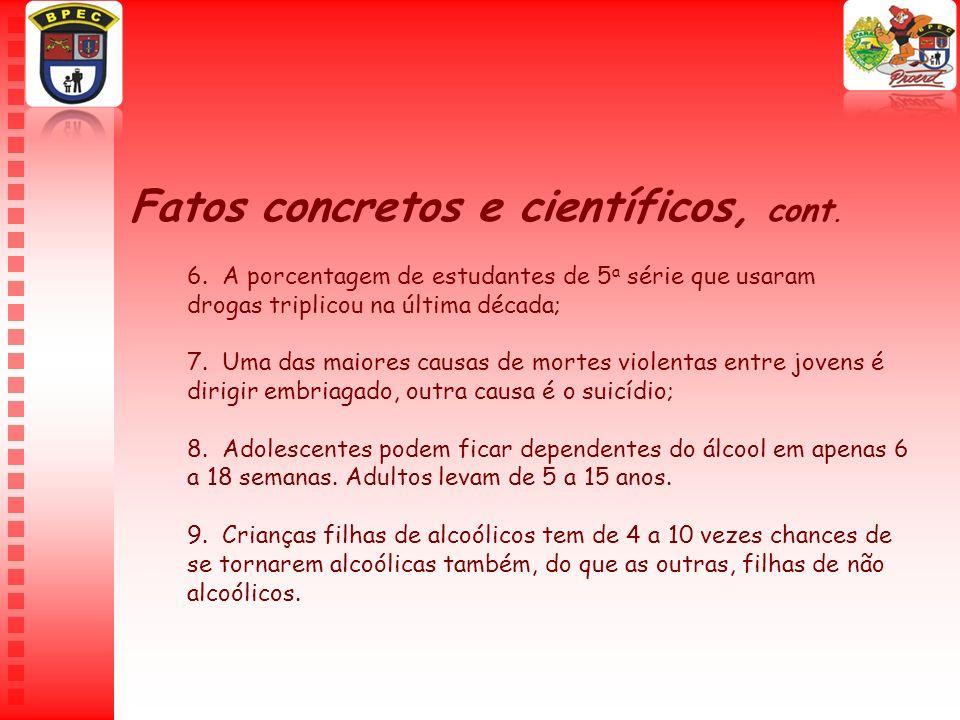 Fatos concretos e científicos, cont. 6