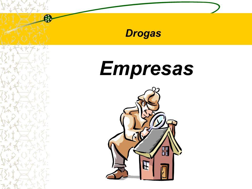 Drogas Empresas
