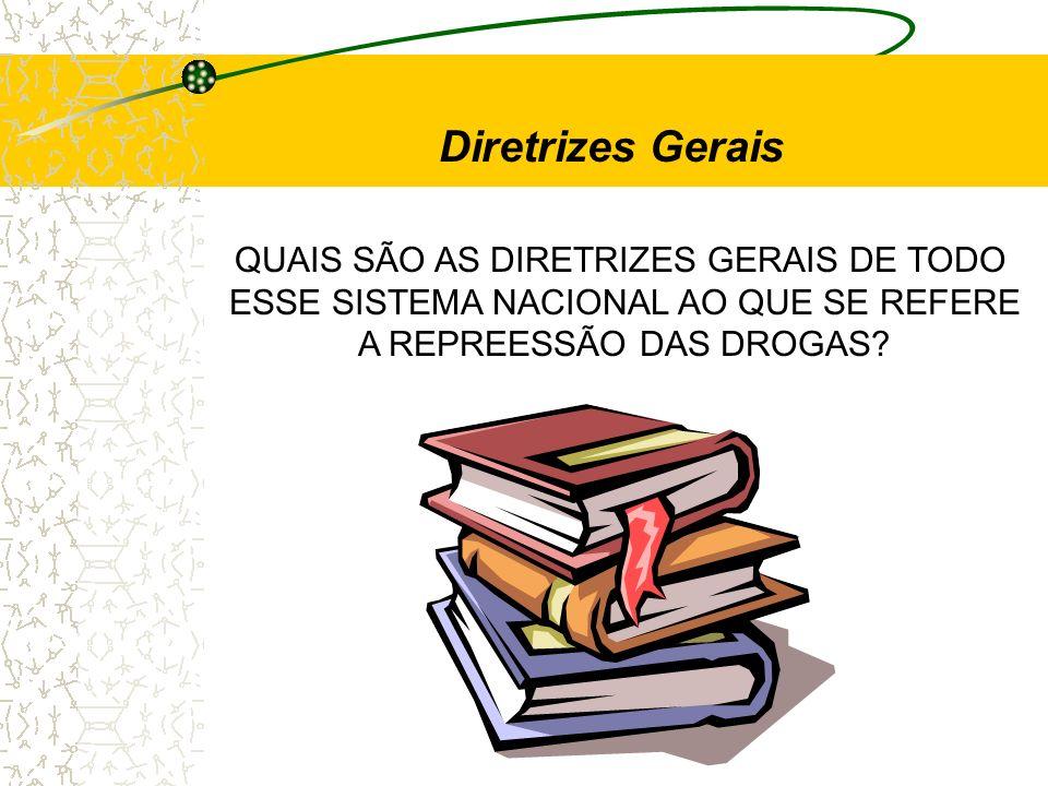 Diretrizes Gerais QUAIS SÃO AS DIRETRIZES GERAIS DE TODO