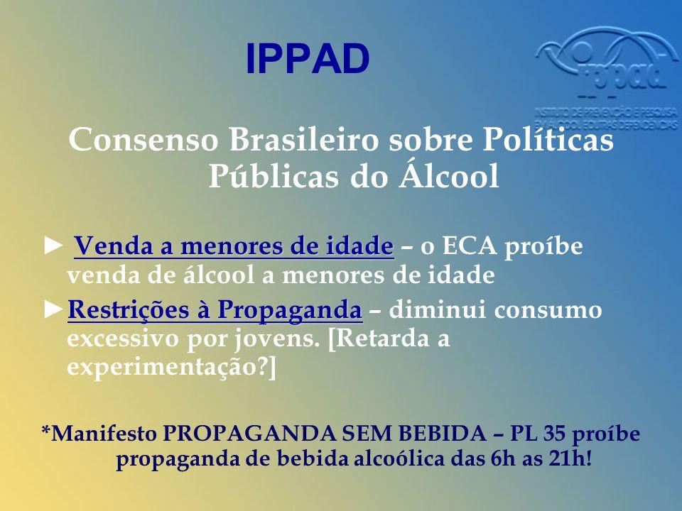 Consenso Brasileiro sobre Políticas Públicas do Álcool