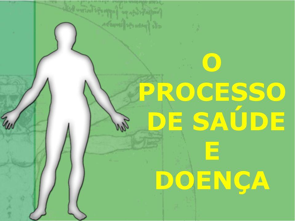 O PROCESSO DE SAÚDE E DOENÇA