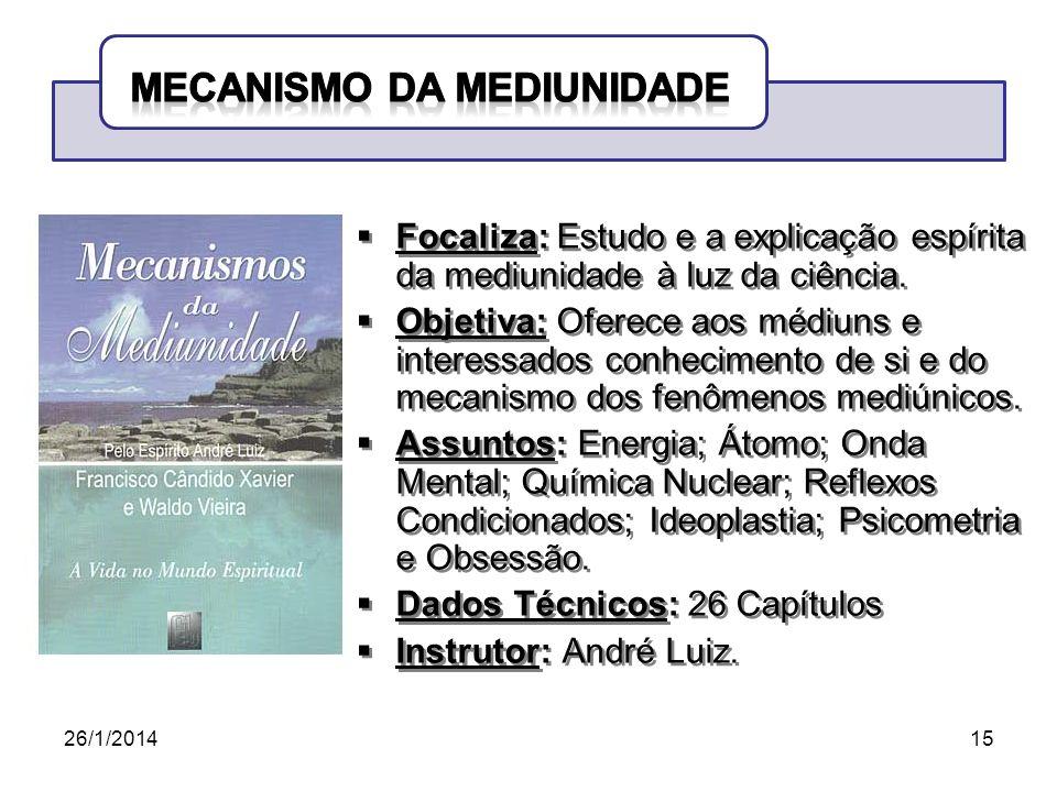 Dados Técnicos: 26 Capítulos Instrutor: André Luiz.