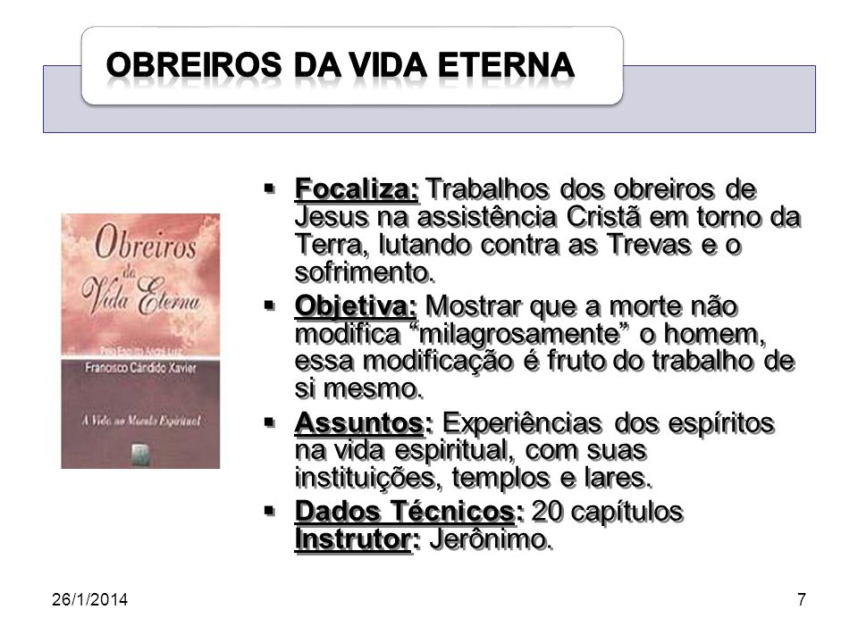 Dados Técnicos: 20 capítulos Instrutor: Jerônimo.