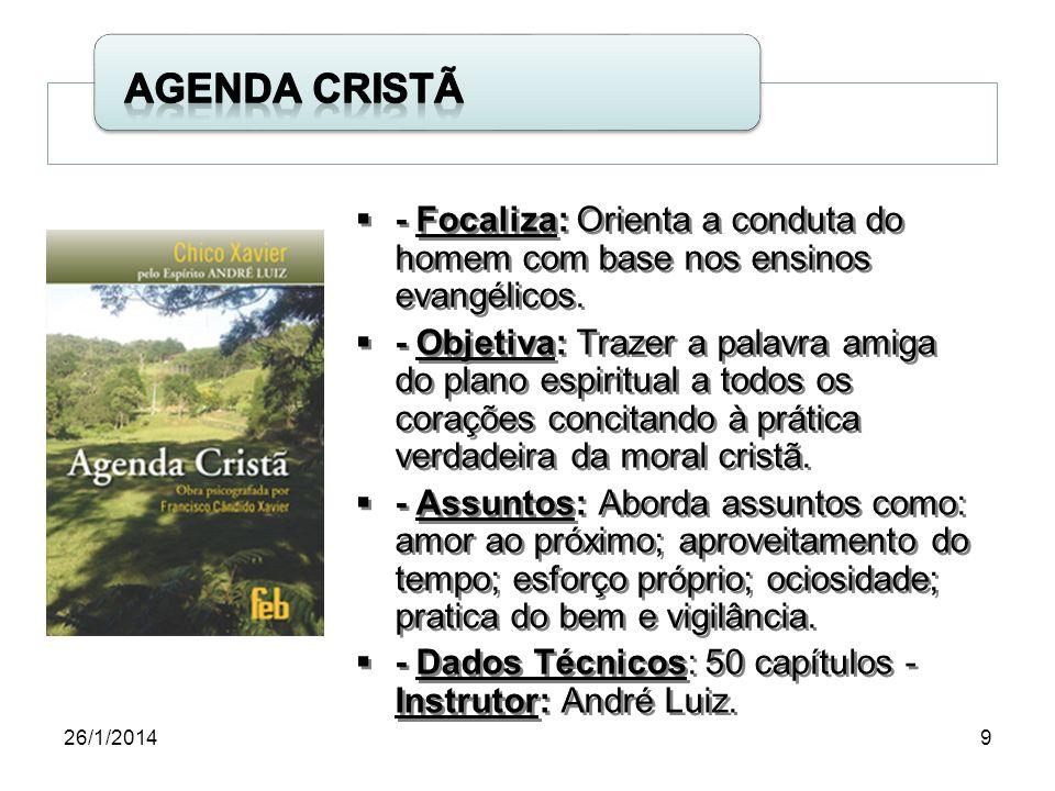 - Dados Técnicos: 50 capítulos - Instrutor: André Luiz.