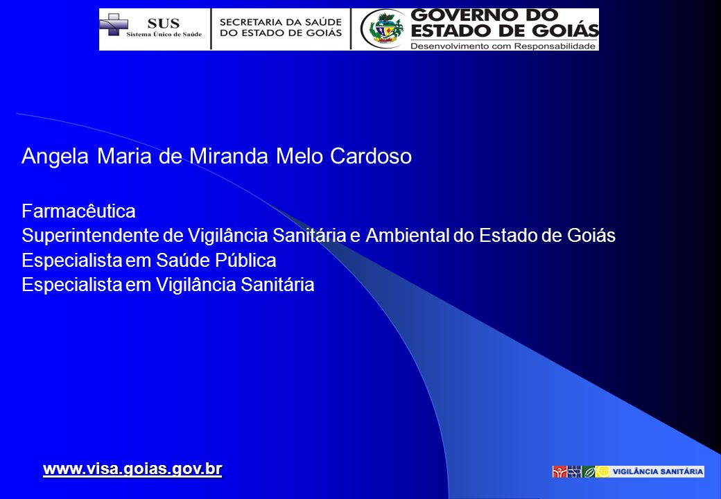 Angela Maria de Miranda Melo Cardoso