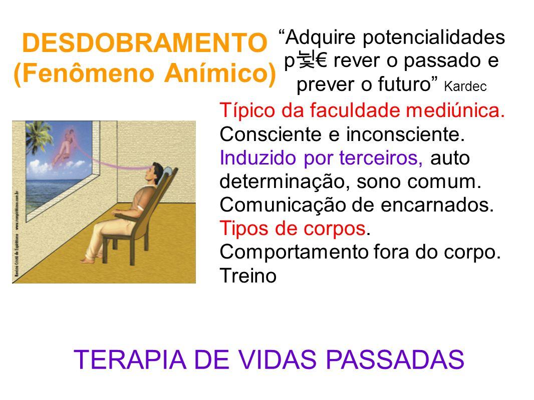 DESDOBRAMENTO (Fenômeno Anímico)