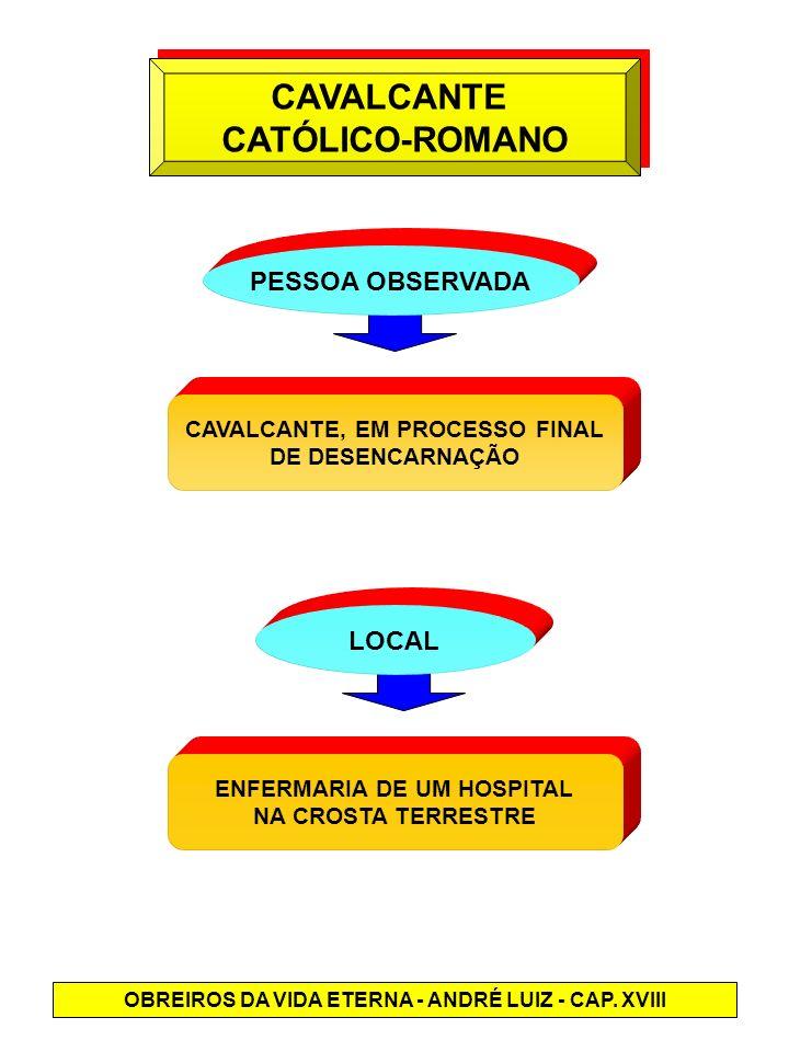 CAVALCANTE CATÓLICO-ROMANO