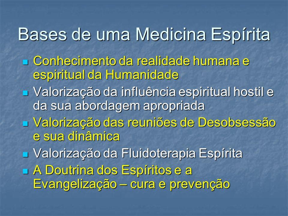 Bases de uma Medicina Espírita