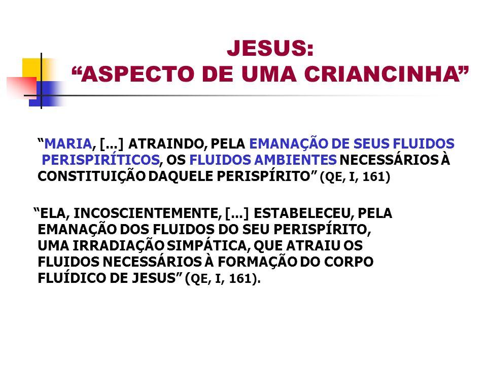 ASPECTO DE UMA CRIANCINHA