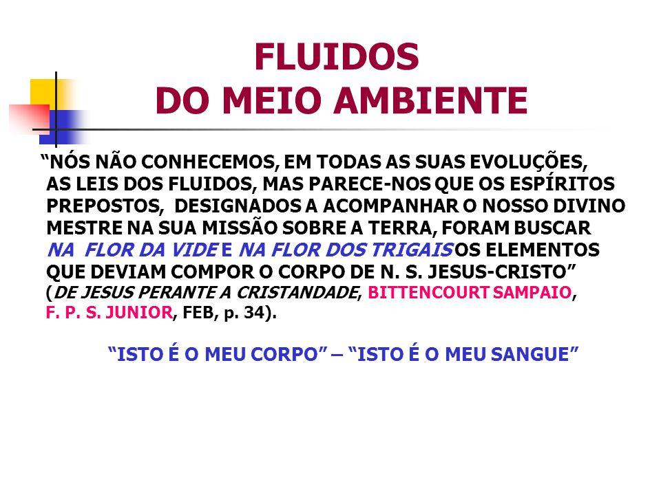 FLUIDOS DO MEIO AMBIENTE