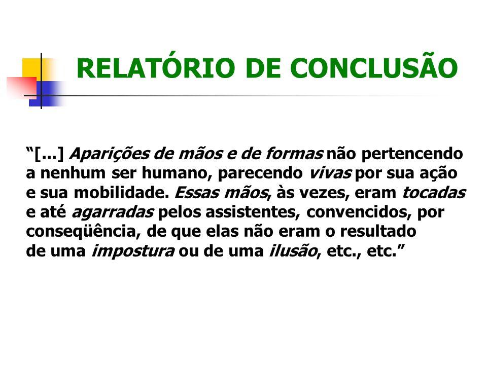 RELATÓRIO DE CONCLUSÃO