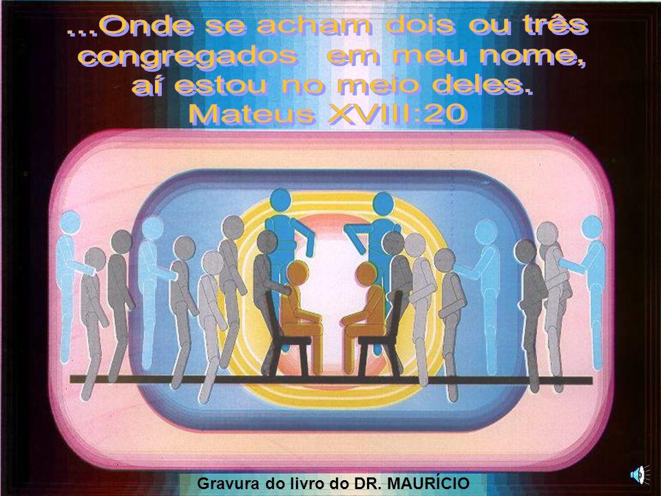 Gravura do livro do DR. MAURÍCIO