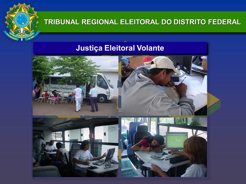 Justiça Eleitoral Volante